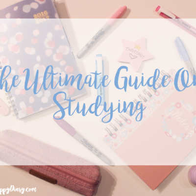 The ultimate guide on studying