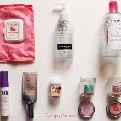 Current Empty Products (Beauty, skincare & more)