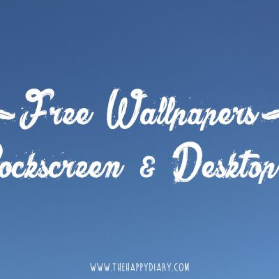 Freebies: Free Wallpapers!