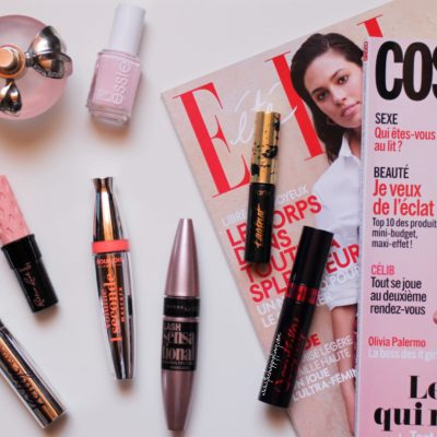 My Top 6 Mascaras
