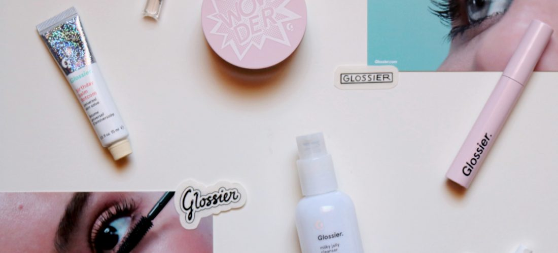 One Brand One Post #4 : Glossier