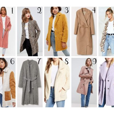 Fall coat wishlist