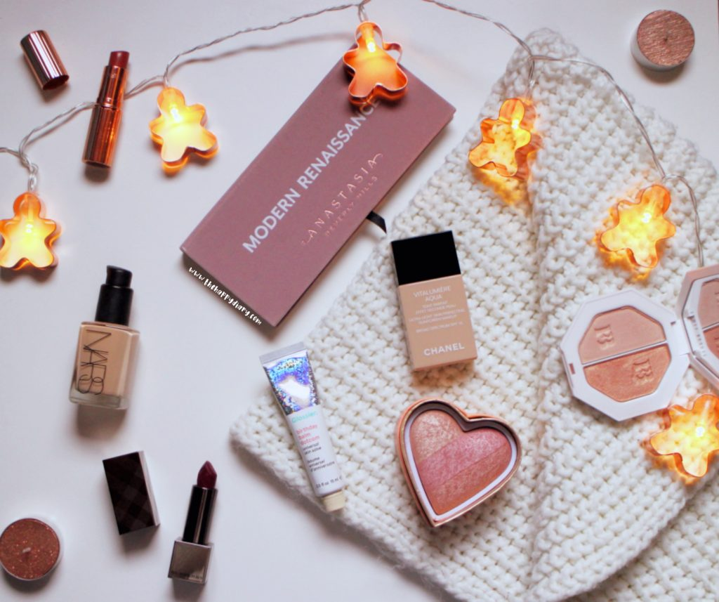 autumn winter makeup staples