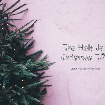 The Holly Jolly Christmas TAG