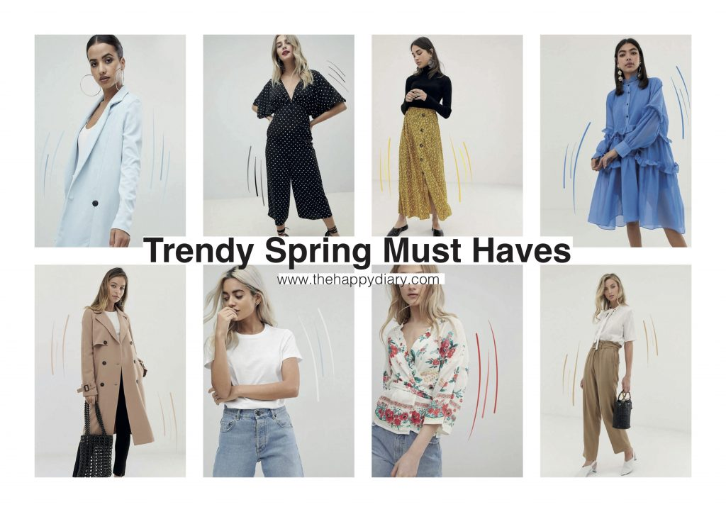 Trendy Spring Must Haves
