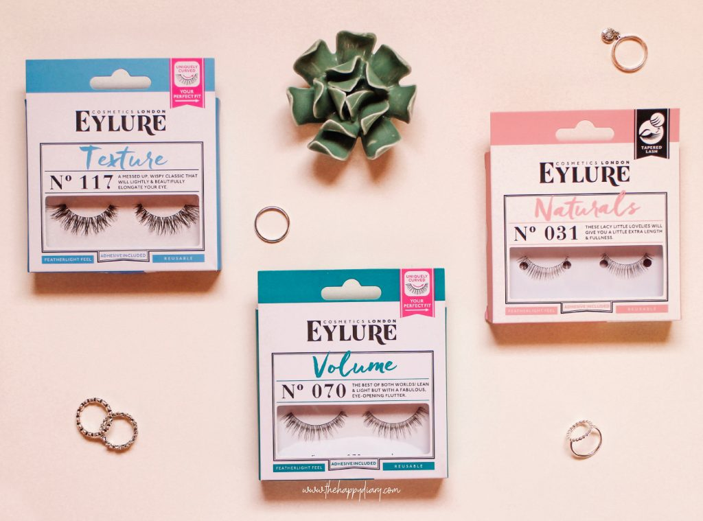 eylure london false lashes