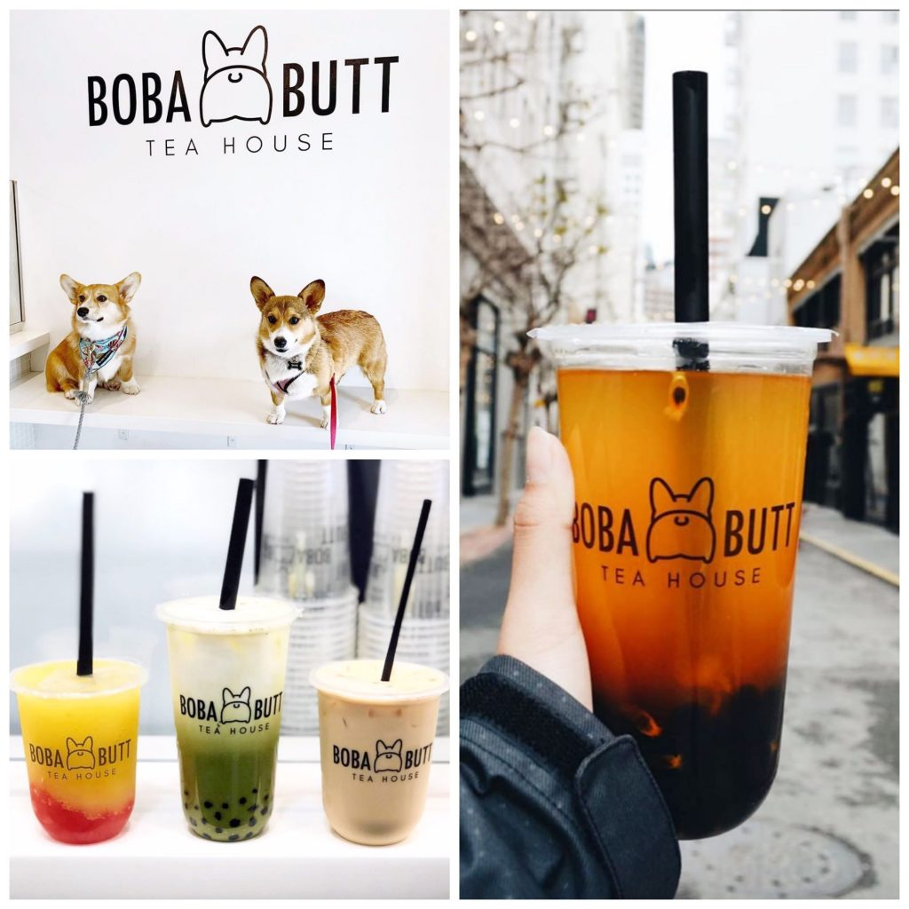 bubble tea san francsico