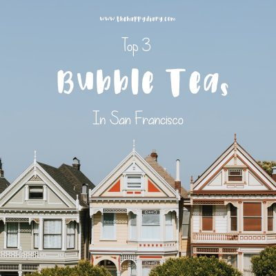 bubble tea san francisco
