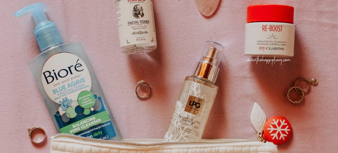 What I'm loving at the moment: Skincare