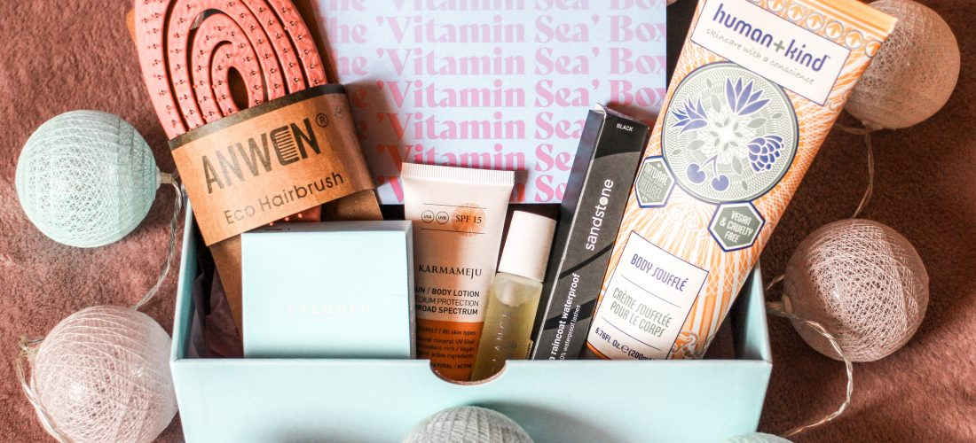 GoodieBox Vitamin Sea Review (Gifted)